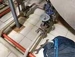 Гидрохимическая промывка парового котла BUDERUS SHD 815